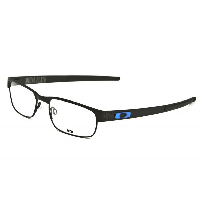 c66c17e87b2 Oakley Metal Plate OX 5038 22 244 Matte Black W   Bluee Icon