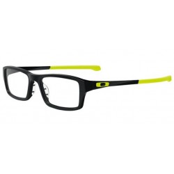 Oakley OX 8039 06 Chamfer Satin Black Retina Burn