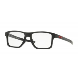 Oakley OX 8143 CHAMFER SQUARED 814303 POLISHED BLACK