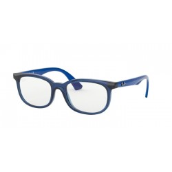 Ray-Ban RY 1584 3686 Transparent Blue Junior