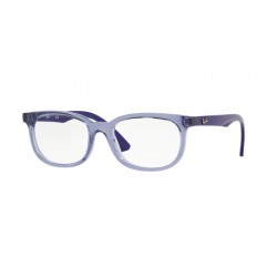 Ray-Ban RY 1584 3759 Transparent Violet Junior