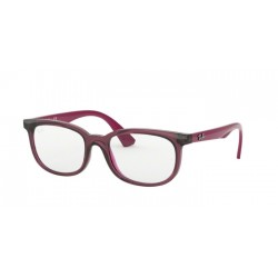 Ray-Ban RY 1584 3760 Transparent Fuxia Junior
