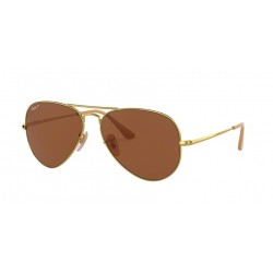 Ray-Ban RB 3689 Aviator Metal Ii 906447 Gold