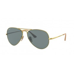 Ray-Ban RB 3689 Aviator Metal Ii 9064S2 Gold