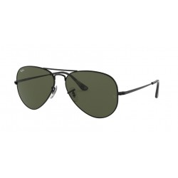 Ray-Ban RB 3689 Aviator Metal Ii 914831 Black