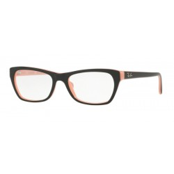 Ray-Ban RX 5298 - 5024 Top Black On Pink