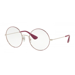 Ray-Ban RX 6392 Ja-jo 3031 Silver On Top Pink