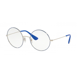 Ray-Ban RX 6392 Ja-jo 3029 Silver On Top Blue