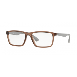 Ray-Ban RX 7056 - 5813 Trasp Brown