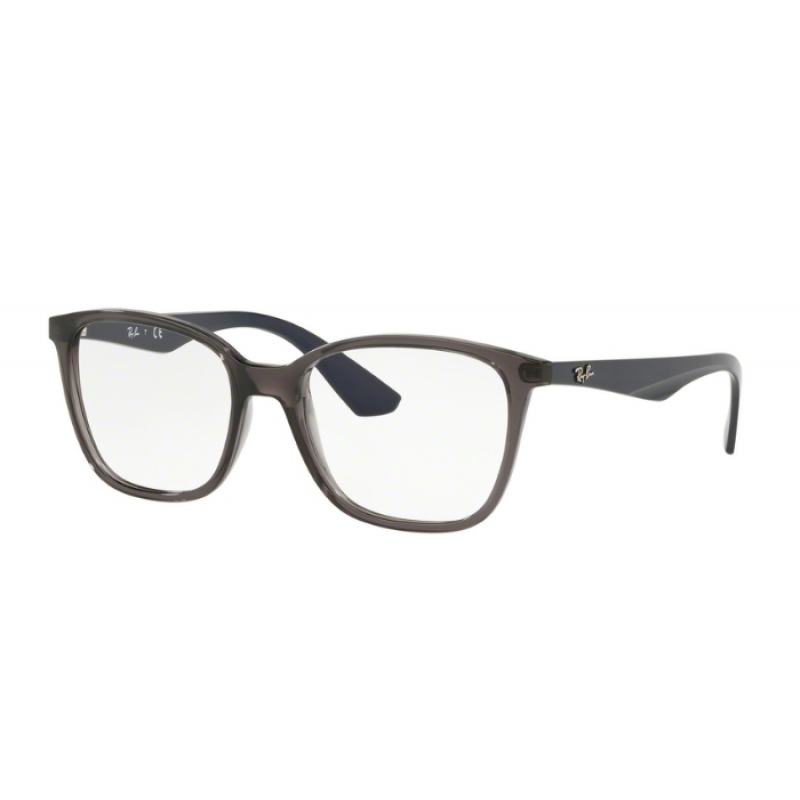 7f5f5b4f21e9f -37% Ray-Ban RX 7066 - 5848 Transparent Grey