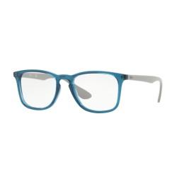 Ray-Ban RX 7074 - 5732 Trasparent Blue