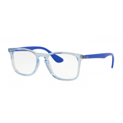 e4482c0a98 Ray-Ban RX 7074 5732 Transparent Blue
