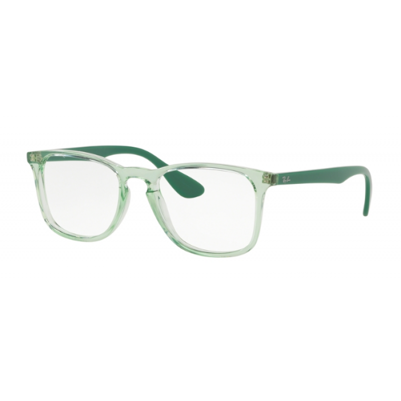 1a737f74476 Ray-Ban RX 7074 5862 Transparent Green