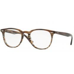 a57d048d53 Ray-Ban RX 7159 - 5749 BROWN GREY STRIPPED