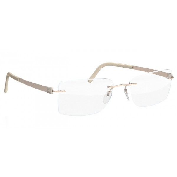 Silhouette Titan Accent 5449 6053 Taupe Ivory