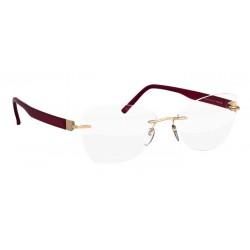 Silhouette Inspire 5506 BZ 7530 Gold Bordeaux