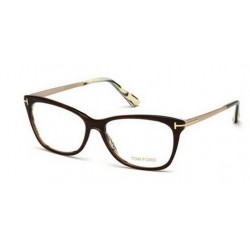 Tom Ford FT 5353 050 Dark Brown Gold