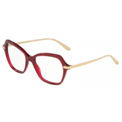 Dolce & Gabbana DG 3311 - 3211 Transparent Bordeaux