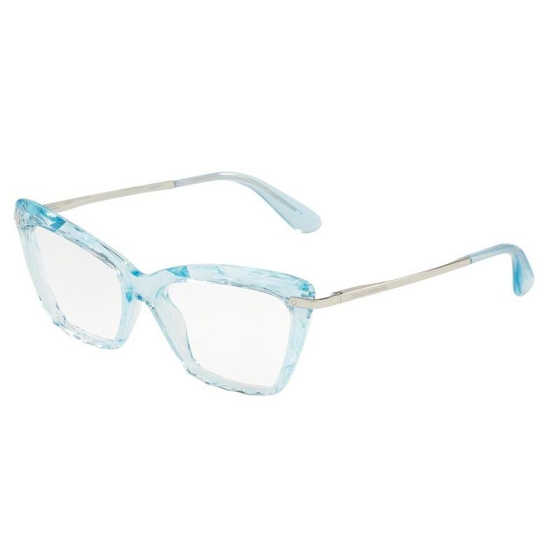 Dolce   Gabbana DG 5025 3134 Transparent Blue 44eb9072bc