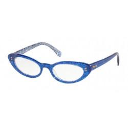 Miu Miu MU  01SV - 1451O1 Glitter Blue